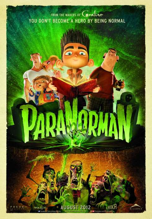 Movie poster for ParaNorman